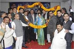 the sp was shocked former mla ruchi veera abducted by bsp