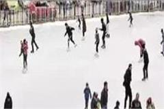 ice skating will not have to stay longer depending on weather