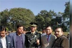 army lieutenant kangra abhishek
