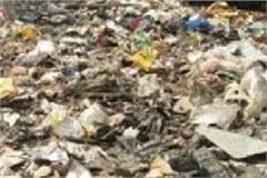 jwalamukhi in the open the waste will be fired in the city
