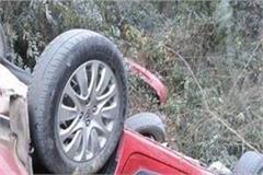 kotkhai in road acciden