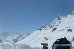 now the next year only the tourists will be able to do rohtang pass