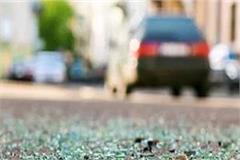 tipper kills 4 people on motorbike 3 dead on spot