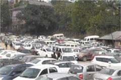 mandi will be the city first mechanical parking