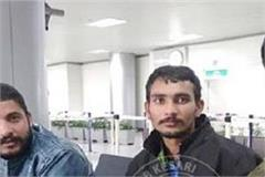3 out of 13 himachali youth stranded in saudi arab and youth leave for india