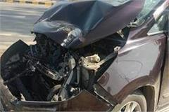 mahendra goyal s vehicle accident in delhi government