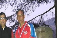 mandi dharmendra gularia consistently 16th time your name is gold medal