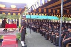 258th raising day of army service corps celebrated in lucknow