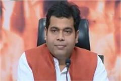 congress raises issue of rafael deal for the country s attention shrikant sharma