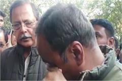 when arun yadav started crying