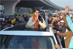 avinit kaur the new sardarani of panipat mayor election won by bumper votes