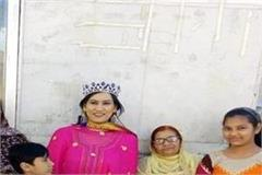 dr richa sharma won mrs punjaban kohinoor
