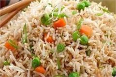 veg fried rice recipe