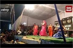 during the ramlila bar baals performed dance