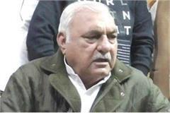 bhupinder singh hudda commented on dushyant chautala