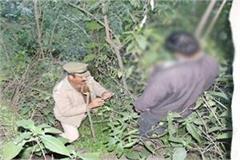chamba person tree noose