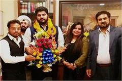 suvir sidhu member of the punjab haryana bar council formed at age of 28