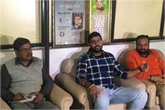 digvijay chautala presented powerful plan for strengthening jj party