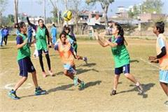 una sub junior national netball competition