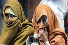 weather department warns himachal may come under the grip of cold wave