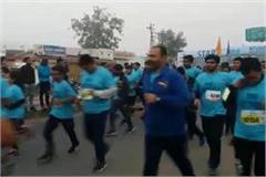 half marathon in rewari