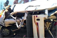 car fall into ditch death of driver