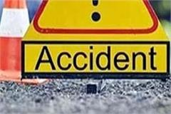 death of scooty rider due to hit by unknown vehicle