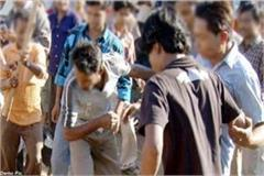 student group fight in sujanpur ground