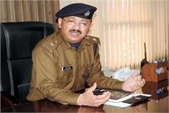 sp devakar in action mode  transfer of gagret police station incharge