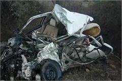 4 young man dead in road accident