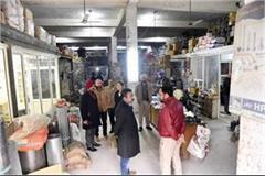 additional commissioner involvement shoots at ludhiana  s punjab hardware store