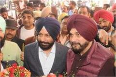 sidhu bats for amritsar mayor says all is well