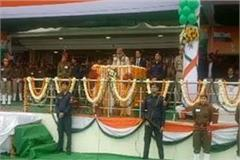 manohar lal khattar flag hoisting