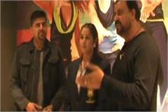 jind s daughter poetry created history with world class wrestler in wwe