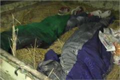 amethi high speed truck crushed 2 boy death
