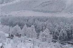 kullu manali is waiting for snow