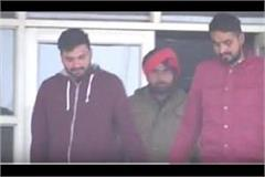 soldiers of gangsters sent to judicial custody till february 9