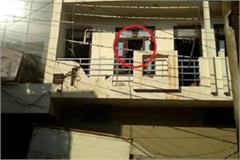 crooks scrambled creepy terror police do not take any action