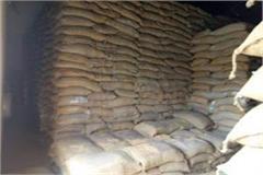 markfed warehouses 125 sacks of wheat stolen