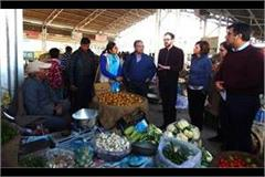 foreign guests likes cleaning of gharaunda city