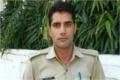 up death of injured cop dead in shamli encounter