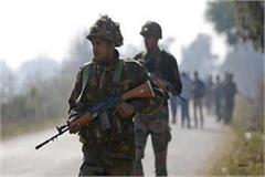 security enhanced in pathankot between terror attack on army camp in jammu