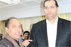 the great khali did cm jairam from meet