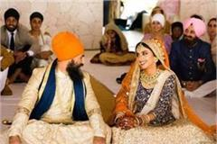 it s official  jagmeet singh marries clothing designer