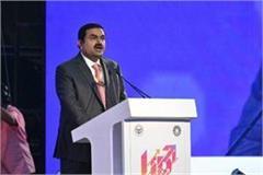 up investors summit adani will invest 35 000 crores
