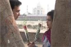 in the city of mohabbat in agra some celebrated lovers of valentines day