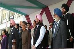 capt sidhu joins platinum jubilee celebrations at yps patiala