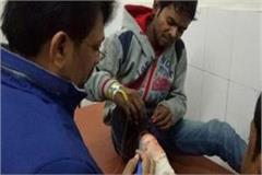 police crackdown in barabanki 5 gangsters arrested in encounter