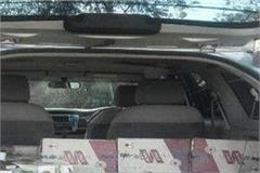 102 boxes of liquor recovered from pickup
