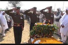 retired colonel jile singh dies whole family is deployed in army